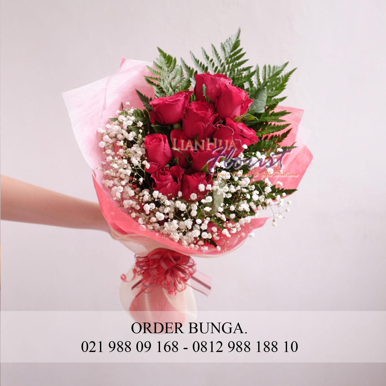 Jual Bouquet Bunga Mawar Daerah Kelapa Gading bcf646bcb0