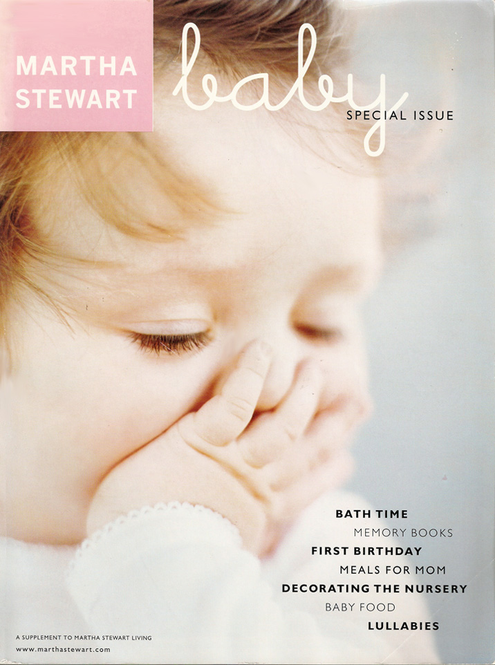 229dff3c714 MARTHA MOMENTS: Remembering: Martha Stewart Baby