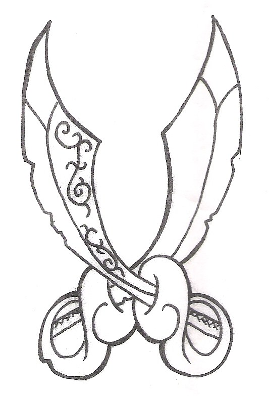 Tattoos Image Tribal Dagger Tattoos