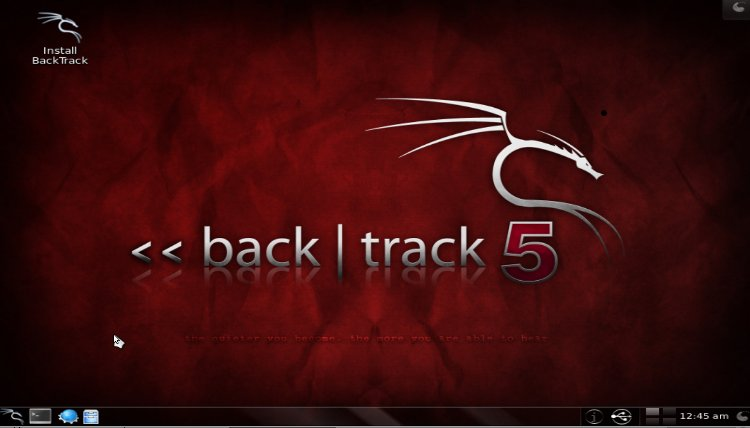 How to install Backtrack 5 R1 on Pendrive with Persistent Memory