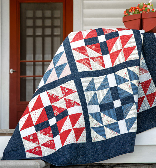 Royal Wedding Quilt Free Tutorial