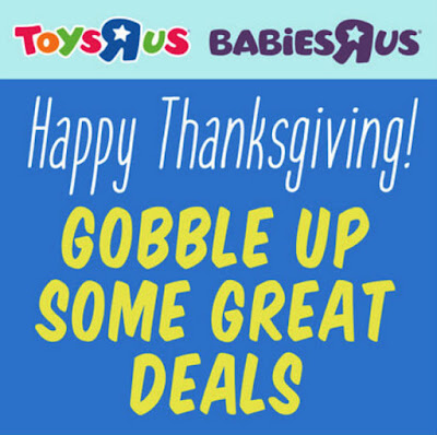 "Toys""R""Us & Babies""R""Us Thanksgiving Sale"