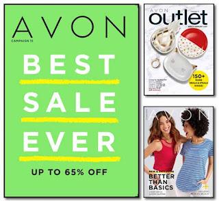Avon books 15