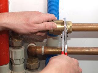 Desatoros con agua a presión