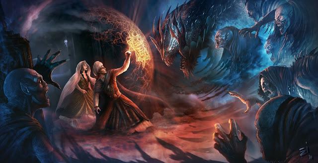 Papel de Parede Fantasia Magia Branca