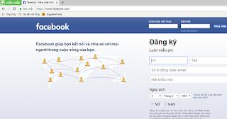 """Cách vào Facebook bị chặn khi """"Không vào được Facebook"""" trên Cốc Cốc, Chrome, FireFox 5"""