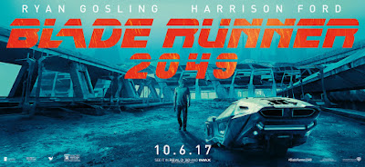 Blade Runner 2049 Banner Poster 3