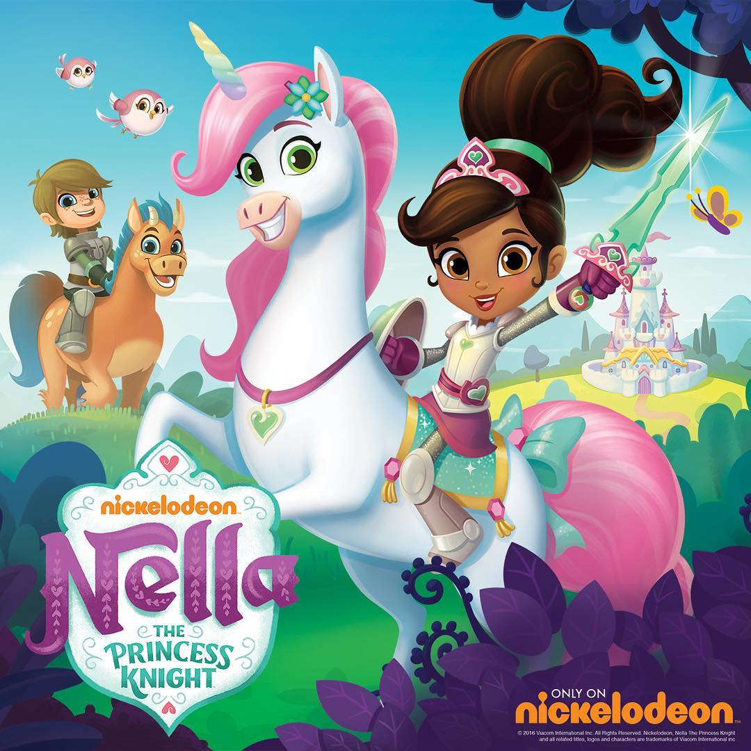 Nickalive September 2018 On Nick Jr Africa Nella