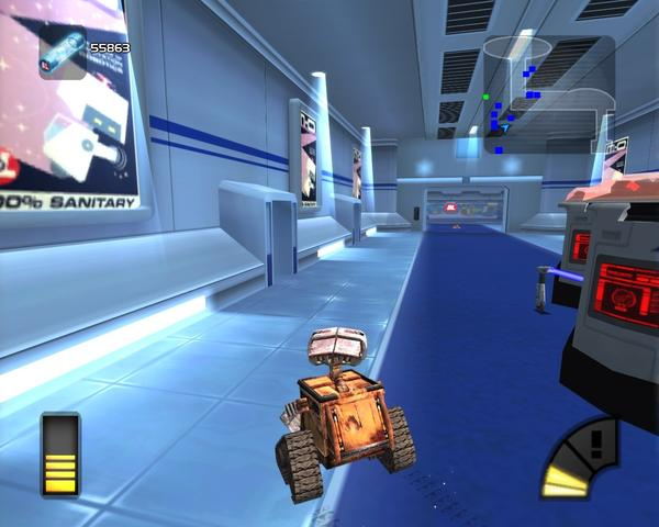 WALL-E Pinball Online Game