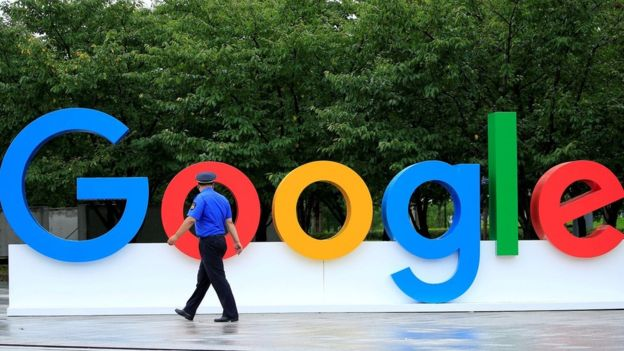 Google Sacks Dozens Over S-xual Harassment