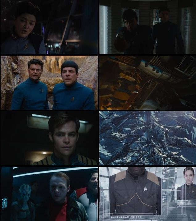 Star Trek Beyond 2016 English 720p BRRip