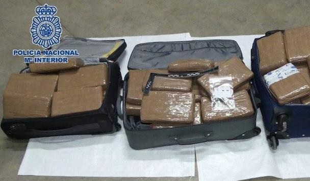 4 Albanians with 86 kilos of cocaine arrested in Spain