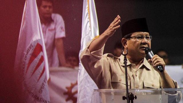 Kritik Pembangunan LRT, Prabowo: Saya Dihujat, Padahal Saya Ungkapkan Kebenaran