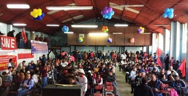 Sectores se movilizan en Ecuador contra el acuerdo con el FMI