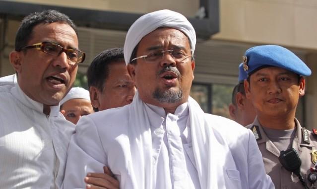 """Dianggap Lakukan """"Hate Speech"""", Habib Rizieq Kembali Dilaporkan ke Polda Bali"""