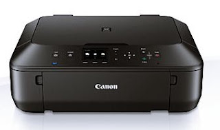 Canon PIXMA MG5550 Printer Driver, Software Download
