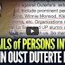 LOOK: Ebidensya Sa Planong Pagpatalsik kay Duterte na Hindi Binalita sa mga Bias na Media