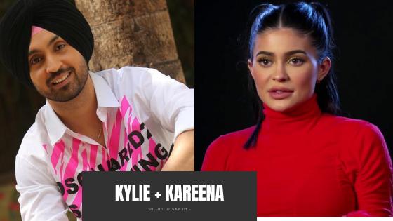 Diljit Dosanjh -Kylie + Kareena Song Reaction by Kareena Kapoor