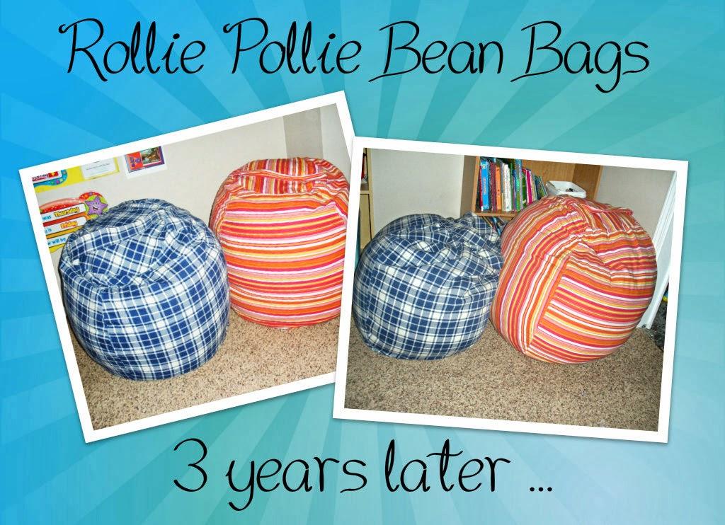 Paper Tape & Pins: DIY Rollie Pollie Bean Bag Chairs - 3 ...