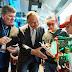 Google neemt in Eemshaven duurzaam datracenter in gebruik