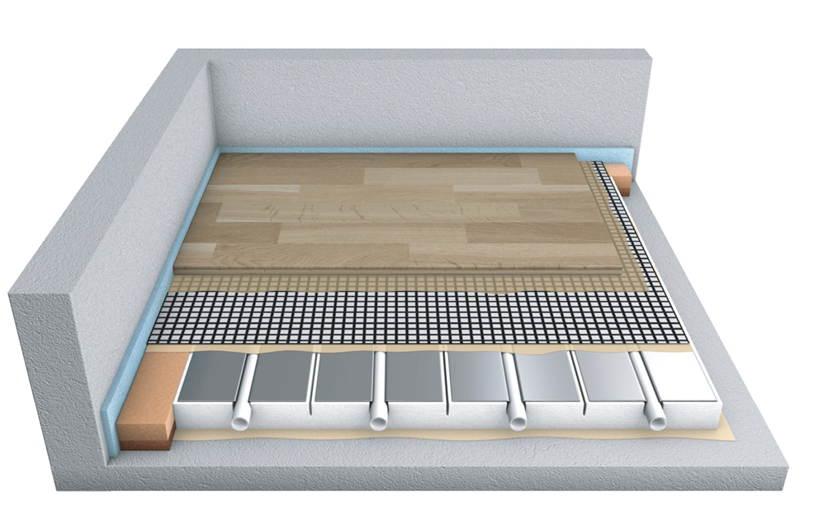 heating instal 5 fehler bei der fu bodenheizung. Black Bedroom Furniture Sets. Home Design Ideas
