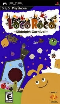Download Loco Roco Midnight Carnival PSP PPSSPP
