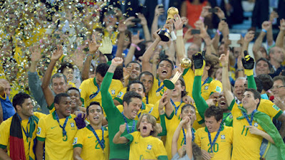Daftar Juara Piala Konfederasi