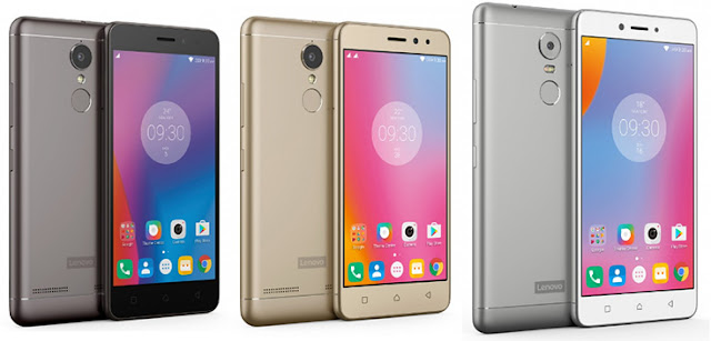 Lenovo K6 Note Specifications - LAUNCH Announced 2016, September DISPLAY Type IPS capacitive touchscreen, 16M colors Size 5.5 inches Resolution 1080 x 1920 pixels (~401 ppi pixel density) Multitouch Yes BODY Dimensions - Weight - SIM Single SIM (Micro-SIM) or Dual SIM (Micro-SIM, dual stand-by) PLATFORM OS Android OS, v6.0 (Marshmallow) CPU Octa-core 1.5 GHz Cortex-A53 Chipset Qualcomm MSM8937 Snapdragon 430 GPU Adreno 505 MEMORY Card slot microSD, up to 256 GB Internal 32 GB, 3/4 GB RAM CAMERA Primary 16 MP, phase detection autofocus, dual-LED (dual tone) flash Secondary 8 MP Features Geo-tagging, touch focus, face detection, HDR, panorama Video 1080p@30fps NETWORK Technology GSM / HSPA / LTE 2G bands GSM 850 / 900 / 1800 / 1900 - SIM 1 & SIM 2 (dual-SIM model only) 3G bands HSDPA 850 / 900 / 1900 / 2100 4G bands LTE Speed HSPA, LTE Cat4 150/50 Mbps GPRS Yes EDGE Yes COMMS WLAN Wi-Fi 802.11 b/g/n, hotspot GPS Yes, with A-GPS USB microUSB v2.0 Radio  Bluetooth v4.1, A2DP, LE FEATURES Sensors Fingerprint, accelerometer, proximity, compass Messaging SMS(threaded view), MMS, Email, Push Mail, IM Browser HTML5 Java No SOUND Alert types Vibration; MP3, WAV ringtones Loudspeaker Yes 3.5mm jack Yes   - Dolby Atmos  - Active noise cancellation with dedicated mic BATTERY  Non-removable Li-Ion 4000 mAh battery Stand-by  Talk time  Music play  MISC Colors Silver, Gold, Dark Grey  - MP4/H.264 player - MP3/WAV/eAAC+/FLAC player - Photo/video editor - Document viewer