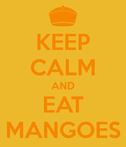 Going mangoes!