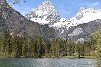 Ausflug zu den Bergen