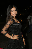 Sakshi Agarwal looks stunning in all black gown at 64th Jio Filmfare Awards South ~  Exclusive 142.JPG