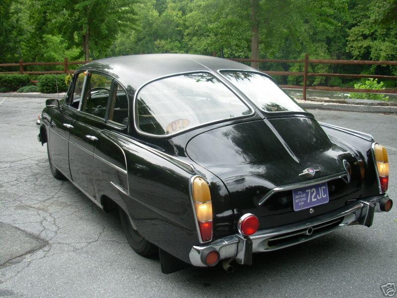 Tatra 603 - Wikipedia