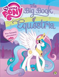 MLP The Big Book of Equestria Book Media