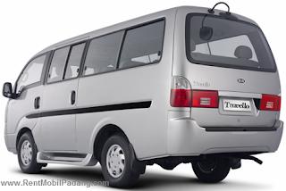 Sewa Mobil Travello di Padang