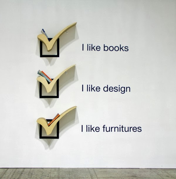 Innovative Bookshelves: 15 Innovative Bookshelves And Coolest Bookcases