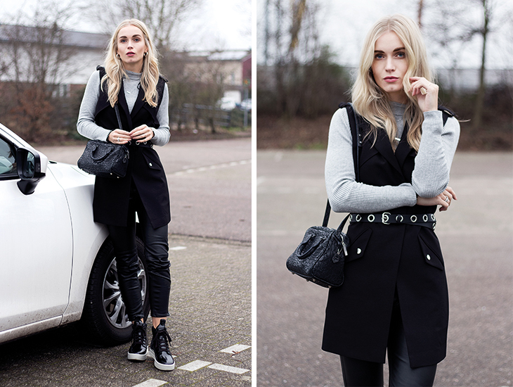 Fashion Attacks outfit ootd Nelson schoenen Timberland