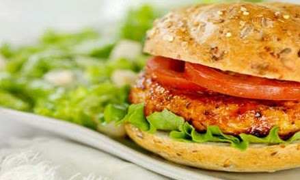 Las hamburguesas caseras para que coman los niños