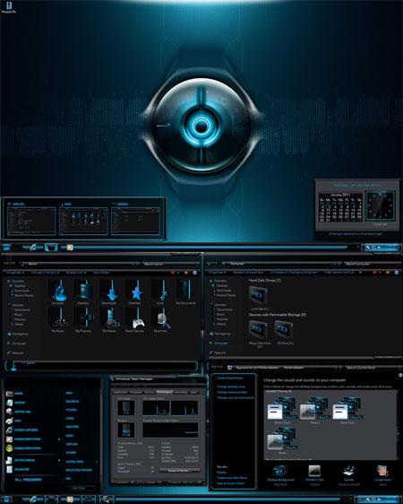 Windows Xp Theme File Software: Download Windows 7 Theme