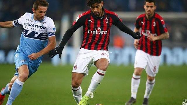 Hasil Pertandingan Lazio vs AC Milan: Skor