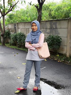 Tips mengatasi bau tak sedap pada hijab