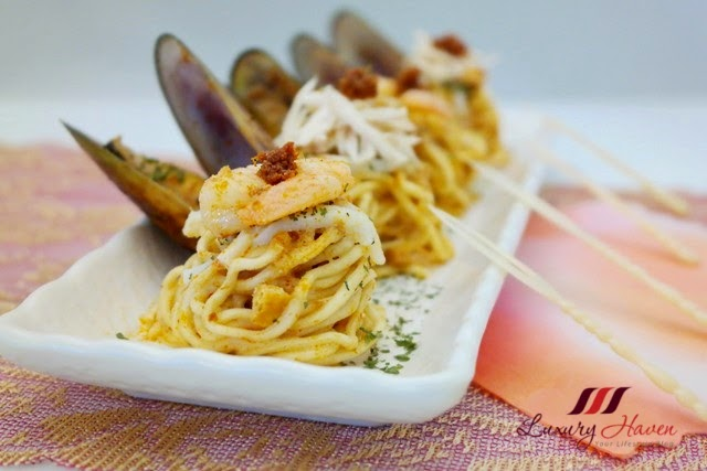 fusion recipe prima taste dry laksa lamian prawns