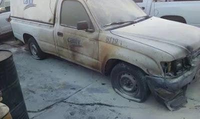 Cantv-camionetas-quemadas