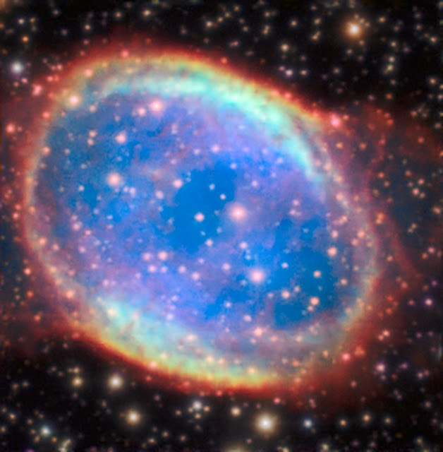 Planetary Nebula NGC 6563