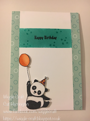 Stampin' Up! Party Pandas