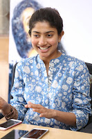 Sai Pallavi looks super cute in plain dress at her interview in Telugu about movie Fidaa ~ Exclusive Celebrities Galleries 028.JPG