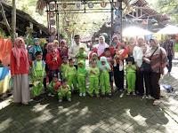 Wisata Edukasi Tk Pertiwi Sumbergedong Di Kampung Susu Dynasty