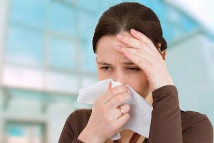 Cara Alami Mengatasi & Melegakan Hidung Tersumbat