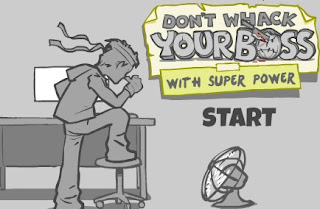 Whack Your Boss Super Hero Powers Action Simulation Games