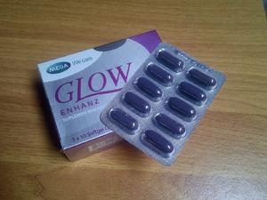 Glow Enhanz ~ Suplemen Pemutih Kulit Secara Menyeluruh