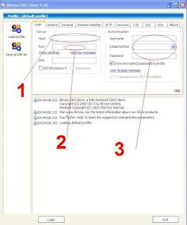 Selamat Pagi sobat Blogger kali ini aku akan share lagi sebuah cara untuk trik dalam beri Cara Setting Bitvise SSH Client